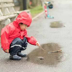 Guide To The Best Kids U0026 39  Rain Gear For Outdoor Play