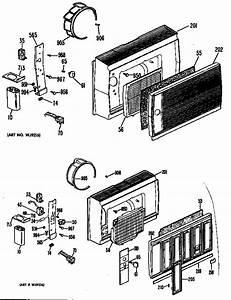 Ge Air Conditioner Parts