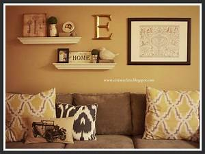 Decorate Over A Sofa Above The Couch Wall Decor Future ...