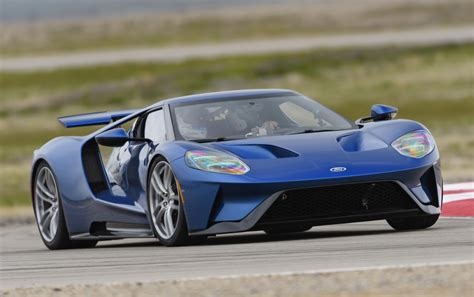 ford supercar 2017 ford gt first drive review ready for supercar liftoff