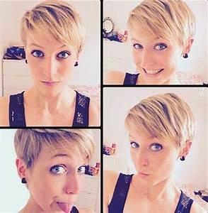 Coiffures Courtes Dégradées : cheveux courts et mi longs 2016 les top coiffure ~ Melissatoandfro.com Idées de Décoration