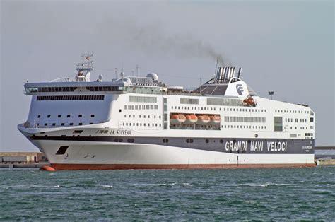grandi navi veloci la suprema merchantships info grandi navi veloci la suprema