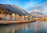 Auvergne-Rhône-Alpes region guide | Holiday ideas ...