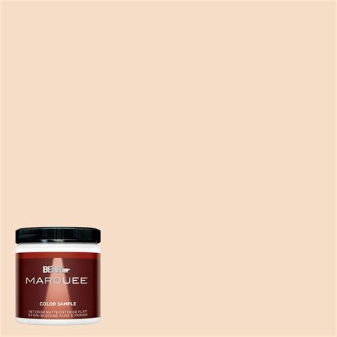 BEHR MARQUEE 8 oz #T1815 In The Moment Matte Interior