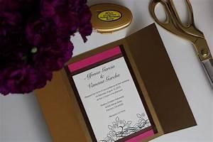 diy wedding invitation with cricut explore air gold With cricut air wedding invitations