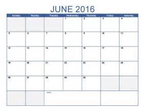 june 2016 printable calendar blank templates printable calendar templates