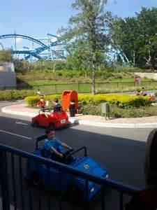 Legoland Florida Driving School Cars