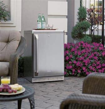 monogram zdodnss   freestandingbuilt  outdoorindoor refrigerator   cu ft