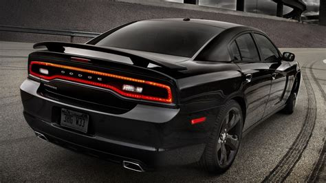 Dodge Cars by Cars Vehicles Dodge Charger Rear View Wallpaper
