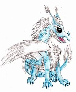 Ice Dragon 2 by ShikaTheFox on DeviantArt | Dragons ...