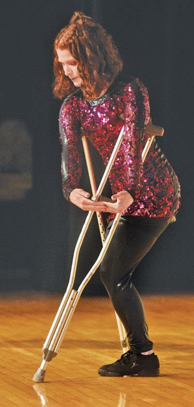 Dancing With Heart Loss Of Leg Not Slowing Parkersburg