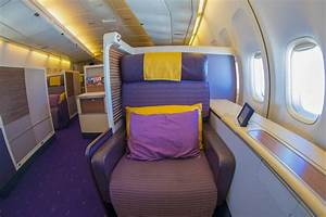 THAI 747 First Class overview