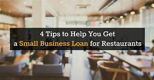 Happy Rock Merchant Solutions 4 Tips to Help You Get a Small Business Loan for Restaurant  onerror=