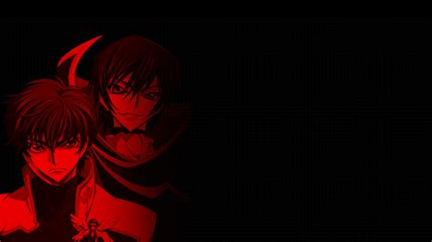 Code Geass Wallpaper  S U Z A K U + L E L O U C H By