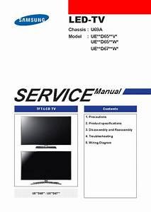 Samsung Ue32d6500 Ue32d6500w Ue32d6700w Ue40d6500