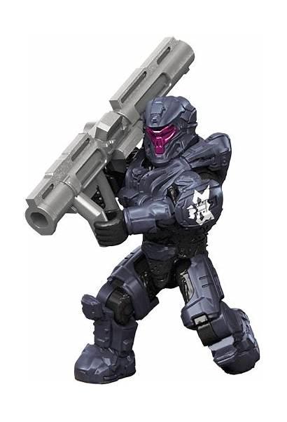 War Master Unsc Spartan Fireteam Halo Shadow