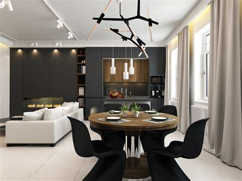 Dining Room Accessories by Black Dining Room Accessories For A Funtastisc Dining Room