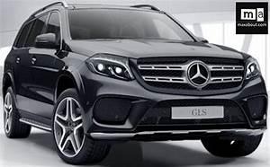 Mercedes GLS 350d Diesel Price Specs Review Pics