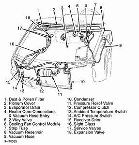 2002 Volkswagen Passat Engine Diagram Water Hoses