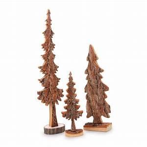 Deko Aus Holz : deko holzbaum set aus naturbelassenem holz 3 teilig ebay ~ Markanthonyermac.com Haus und Dekorationen