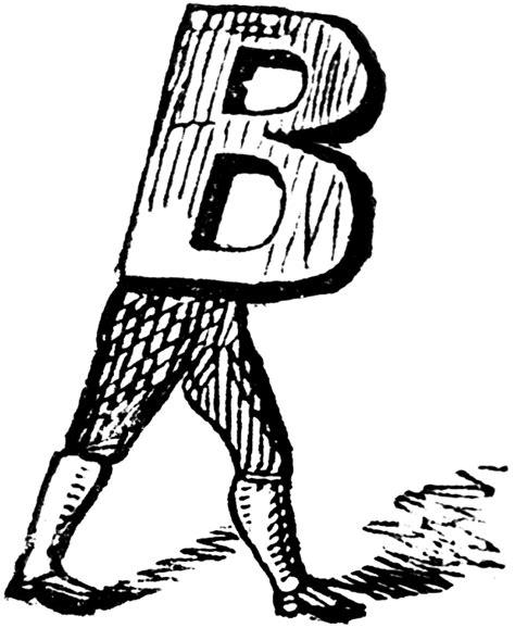 decorative letter b educational clipart decorative letters b 5 15692