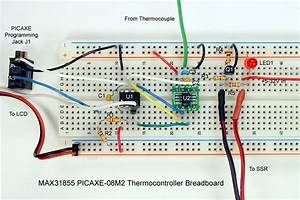 Controlling A Toaster Oven With A Picaxe - Part 1