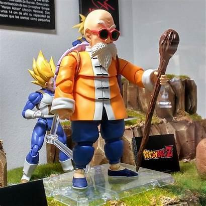 Roshi Master Figuarts Figure Dbz Dragonball Revealed