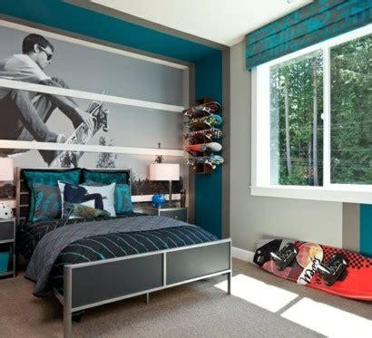 farbgestaltung fuers jugendzimmer  deko und