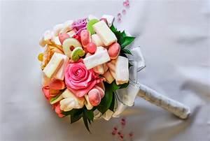 Fleurs Pour Mariage : bouquet fleur et bonbon organisation du mariage forum ~ Dode.kayakingforconservation.com Idées de Décoration