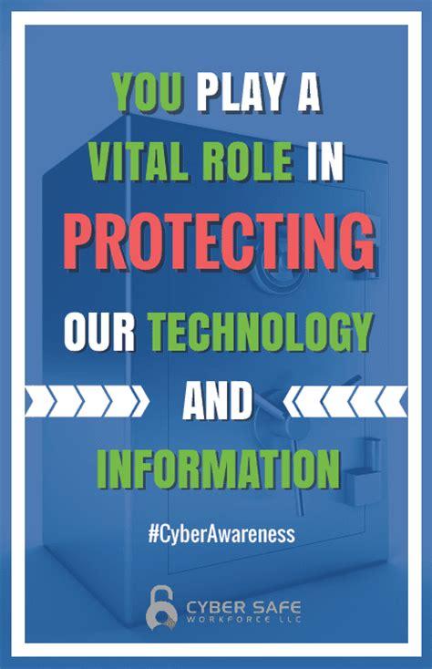security awareness posters