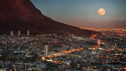 Town Cape Desktop Wallpapers Cities Africa South