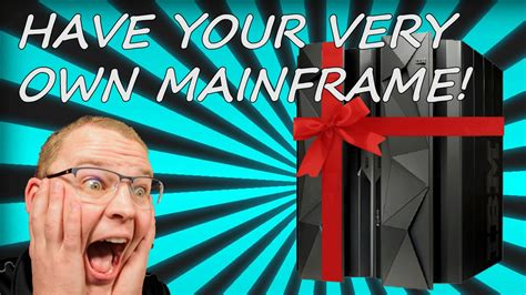 So, You Want Your Own Mainframe?  Hercules Z