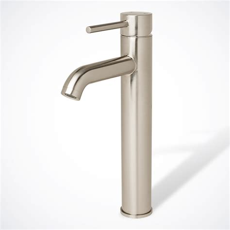 modern kitchen sink faucets new 12 quot modern contemporary bathroom faucet vessel sink