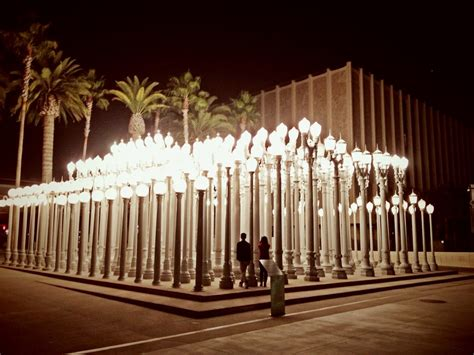 Lights Lacma by Lacma Free Admission Day Thescvibe