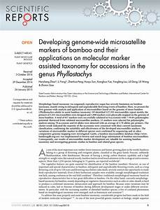 Pdf  Developing Genome