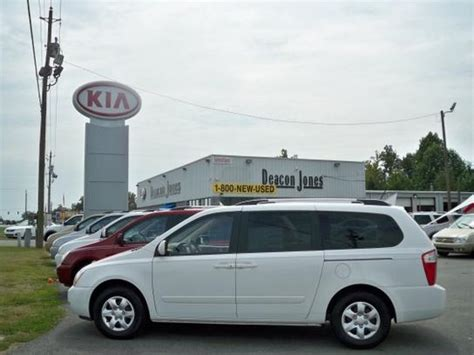 deacon jones kia goldsboro nc   car dealership