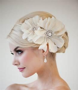 Bridal Head Piece Bridal Fascinator Wedding Hair Accessory