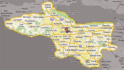 Service Los Angeles by Service Area Daniel S Development Construction