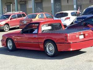 Seen For Sale in Puerto Rico - Ford Mustang Pickup? : Shitty_Car_Mods