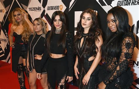 Camila Cabello Leaked Documents Quitting Fifth Harmony