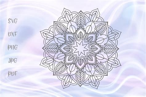 Check out my svg membership thank you so much for your free designs, would love to have more of the mandala, these are so cool. Zentangle Mandala SVG for Cricut Vector Cut File Circle 69 ...
