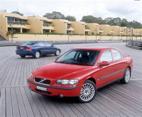 2002 Volvo S60 Problems by Review Volvo Mk 1 S60 2001 09