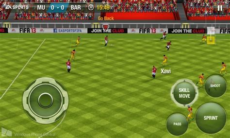 fifa 13 takes the cup on windows phone 8 as a nokia exclusive windows central
