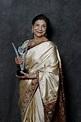 Balinder Johal Winning Award
