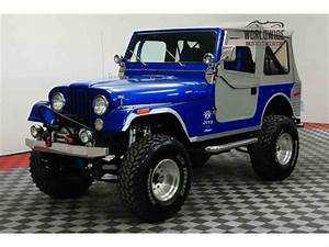 1976 Jeep Cj7 For Sale