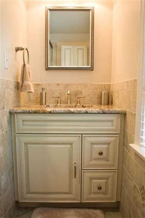 Bathroom Design And Remodel With Beigegrey Tile