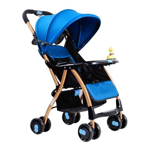 Baby Stroller by Baobaohao A1 Baby Portable Lightweight Baby Stroller Bbh106