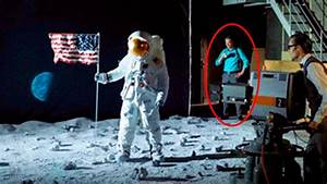 5 Reasons the Moon Landings Could Be a Hoax! - YouTube