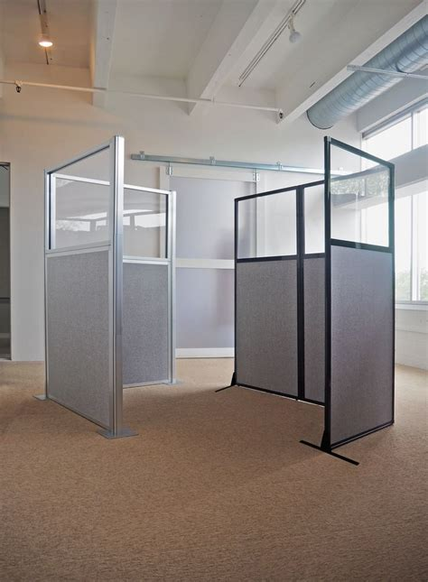Office Space Dividers by Versare S Hush Panels And Work Station Screens Help Create