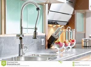 Levier De Cuisine : robinet levier unique professionnel dans la cuisine ~ Preciouscoupons.com Idées de Décoration